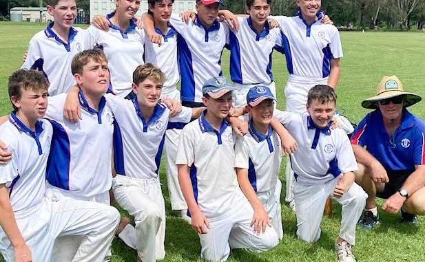 Beaudesert Premiership Cricket Team