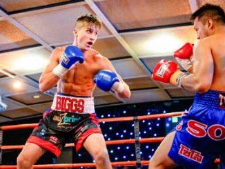 Beaudesert Boxer Dylan Biggs