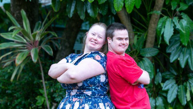 Emma Gordon-Smith and Christopher Gaunt
